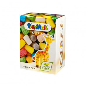 PlayMais® CLASSIC ONE Giraffe Bauspielzeug Set