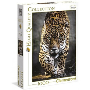 """Puzzle """"Jaguar"""" 39326.8 von Clementoni 1000 Teile"""