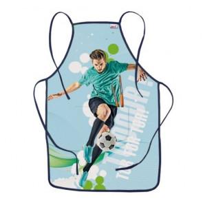 Roth Malkittel Fußballstar zum Malen Kinderschürze 40x60 cm