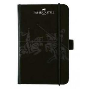 Faber-Castell Notizbuch A6 schwarz