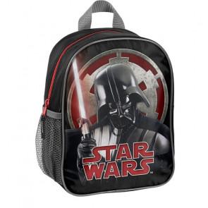 Star Wars Kindergartenrucksack - schwarz rot