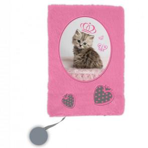Rachael Hale Plüsch-Tagebuch - Motiv Katze