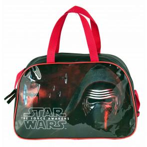Star Wars Kylo Ren Sportbeutel Sporttasche schwarz rot