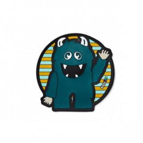 ergobag 3D Klettie Monster