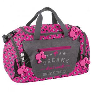 Sporttasche Barbie rosa von Paso