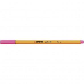 Stabilo Fineliner point 88 Strichstärke 0,4mm Pink