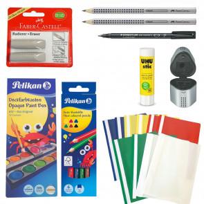 Schulbedarf Starter Paket für die 1. Klasse - Schulsachen.de