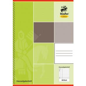 Staufen Linea Hausaufgabenheft DIN A5 48 Blatt