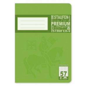 Staufen Premium Vokabelheft DIN A5 40 Blatt Lineatur 57