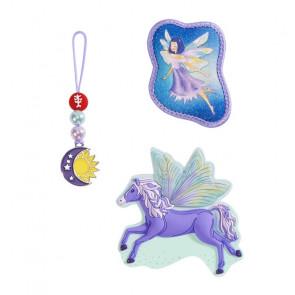 """Step by Step Magic Mags Zubehör 3-teiliges Set """"Fantasy Pegasus"""""""