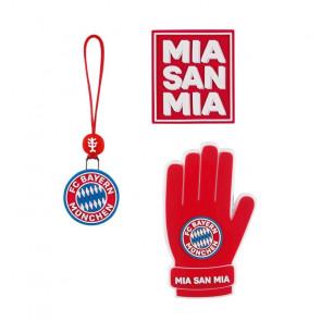Step by Step Magic Mags Zubehör 3-teiliges Set FC Bayern Torwart