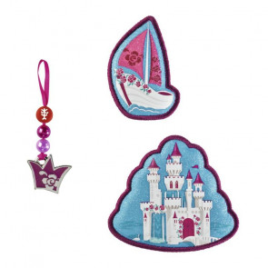 """STEP BY STEP Magic Mags Zubehör 3-teiliges Set """"Lovely Castle"""""""
