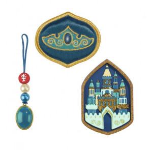 "Step by Step Magic Mags Zubehör 3-teiliges Set ""Magic Castle"""