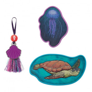 Step by Step Magic Mags Zubehör 3-teiliges Set Move Turtle