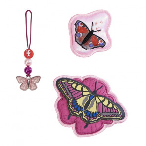 """Step by Step Magic Mags Zubehör 3-teiliges Set """"Natural Butterfly"""""""