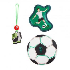 Step by Step Magic Mags Zubehör 3-teiliges Set Soccer Star