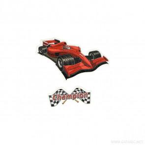 Spirit Sticker Formula 2 Stück