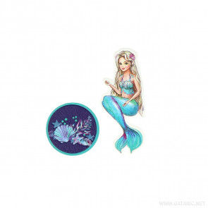 Spirit Sticker Mermaid 2 Stück