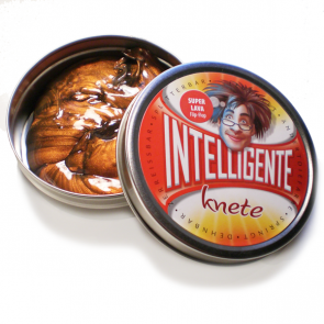Intelligente Knete - Super Lava