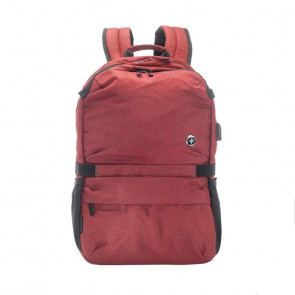 Swissdigital Rucksack Companion red