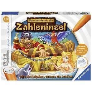 tiptoi® Das Geheimnis der Zahleninsel Spiel Ravensburger Buchverlag