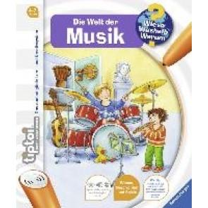 tiptoi® Die Welt der Musik Wieso? Weshalb? Warum? Kinderbücher Ravensburger Buchverlag