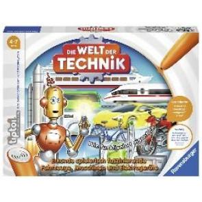 tiptoi® Die Welt der Technik Spiel Ravensburger Buchverlag
