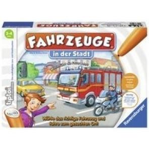 tiptoi® Fahrzeuge in der Stadt Spiel Ravensburger Buchverlag