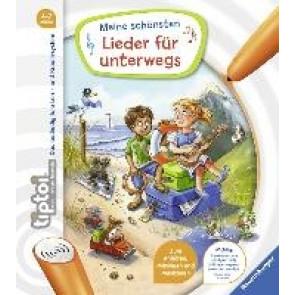 tiptoi® Meine schönsten Lieder für unterwegs Kinderbücher Ravensburger Buchverlag