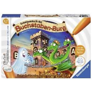 tiptoi® Schatzsuche in der Buchstabenburg Spiel Ravensburger Buchverlag