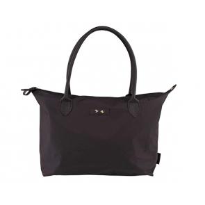 Trend LOVE Handtasche groß schwarz 10324