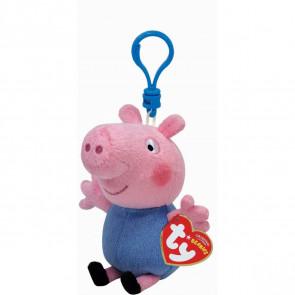 Ty Clip 8,5cm Peppa Pig George