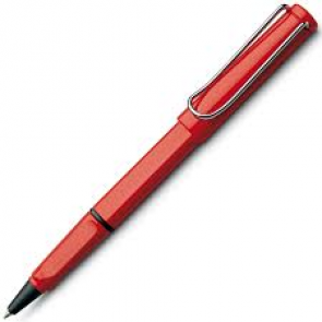 Lamy Tintenroller Safari Red  Modell 316