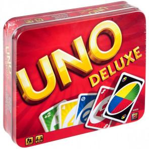 UNO Deluxe - Das Kartenspiel