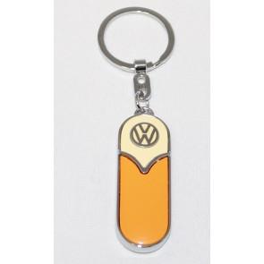 VW Schlüsselanhänger- Metal Retro