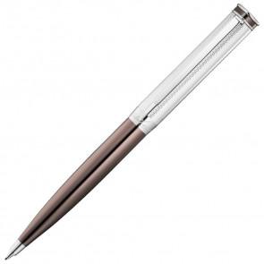 Waldmann Edelfeder Bleistift Schokobraun - Korn/Linien Design
