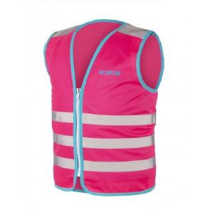 WOWOW Kids Jacket Größe M pink