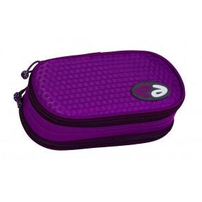 YZEA Schlampermäppchen Viola - violett