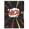 Herlitz my.book flex - Comic Notizheft kariert und liniert A4 80 Blatt