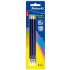 Pelikan Bleistift HB mit Radiergummi 3er Set