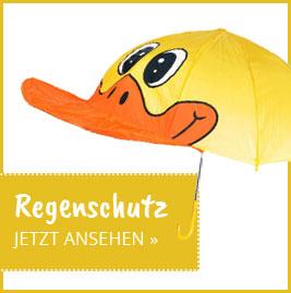 Regenschutz für Schüler und Ranzen